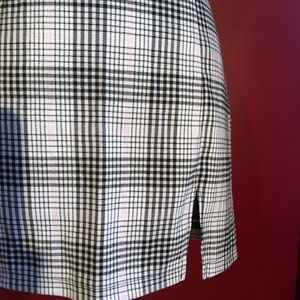 wild fable Skirts - New Wild Fable plaid high waisted skirt